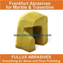 Resin Compound Frankfurt Abrasives for Marble Polishing