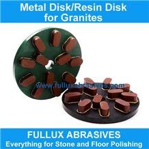Resin Grinding Disk for Granite Polishing