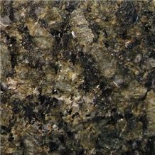 Butterfly Green Granite Slabs & Tiles, China Green Granite