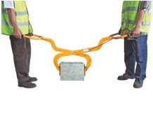 Stone & Curb Placement Clamp
