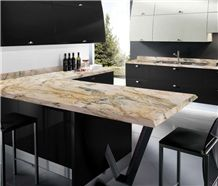Fascination Quartzite Countertop