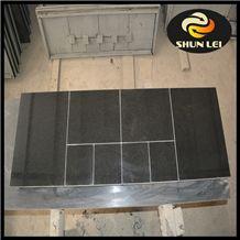 Shanxi Black Granite Fireplace Hearth