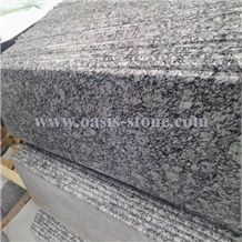 Spray White Granite Stairs & Steps