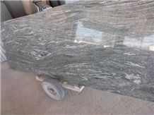 Kuppam Green Flamed & Polished Granite Slabs & Tiles