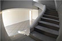 Grigio Bedonia Sandstone Stairs
