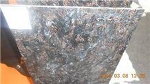 Different Sizes Granite Phoenix Blue Tiles