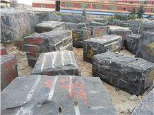 Premium Black Granite Blocks, India Black Granite