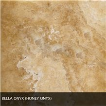 Bella Onyx, Honey Onyx Slabs & Tiles