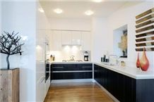 Stone by Dl Kitchen Lay Out, Solid Surface Kitchen Design