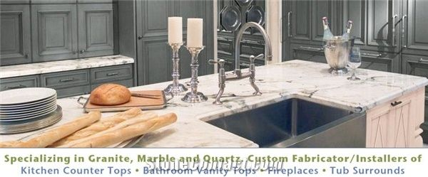 New Imperial Danby Marble Kitchen Countertop From United