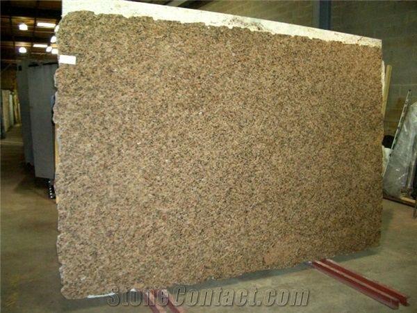 Giallo Vicenza Granite Slabs