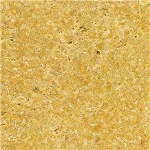 Amarillo Fosil Limestone Tiles, Slabs