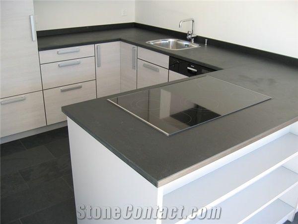 Cinza Ardosia Brazil Grey Slate Countertops