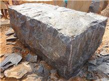 Vizag Blue / Bahama Blue Granite Block