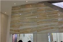 Golden Sun Marble Slabs, Golden Sun Marble Tiles