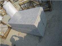 G383 Chinese Grey Granite Stairs