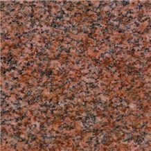 Qingshan Red Neimenggu Granite Slabs & Tiles, China Red Granite