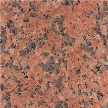Siqian Poinsettia Red Granite