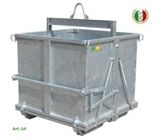 Container for Marble/Granite Stone Waste