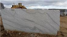 Multicolor Blanco Fantasia Granite Blocks,