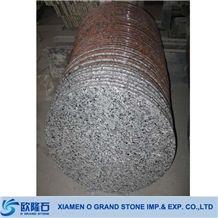 Wholesale Round Granite Stone Table Tops