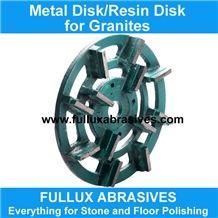200mm Metal Grinding Disk for Granite Polishing