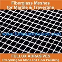 Fiberglass Mesh for Marble Slab Reinforcement