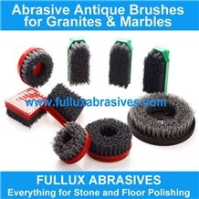 Frankfurt Abrasives Brushes for Marble and Travertine
