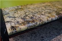 Brazil Granite for Prefab Kitchen Countertops & Worktops, Bar Tops