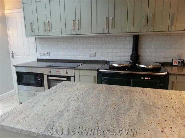 Kashmir White Granite Kitchen Countertops From China 265912
