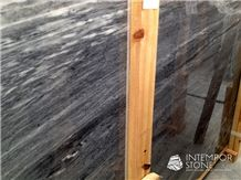 Ruivina Dark Marble Slab, Portugal Black Marble