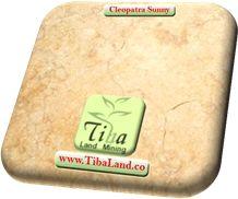 Cleopatra Sunny Marble Slabs & Tiles