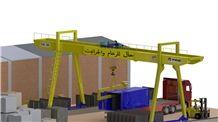 Gantry Crane for Marble Factories Turkey