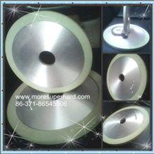 Vitrified Bond Diamond Bruting Wheel