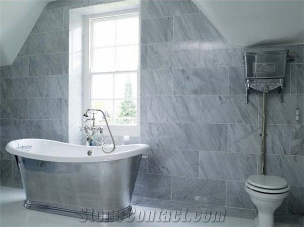 Bardiglio Vagli Marble Bathroom Design From Australia