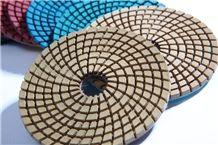Diamond Grinding Polishing Pads