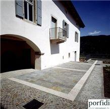 Palladium Roma / Palladium Plus Porfido Landscaping Stones, Cobble Stones, Porfido Trentino Cobble Stones