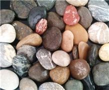 Tumbled Marble River Stone