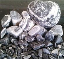 Tumbled Stones, Anatholian Angel Stone Green Marble Pebble & Gravel