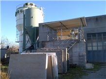 Filterpress Plant