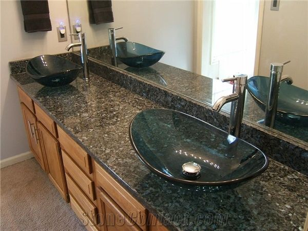 Black Vitreous China Table Mount Bathroom Sink Black Granite Sinks From China Stonecontact Com