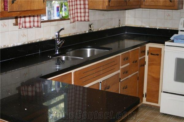 Hebei Black Granite Kitchen Countertops From China 263263 Stonecontact Com