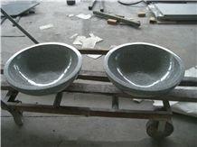 Natural Stone Sink Design, Grey Granite Sinks