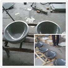 Stone Sink from Jinkui, Grey Granite Sinks