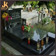 Tombstone, Black Granite Monument & Tombstone