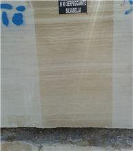 Silvastar Block, Italy Brown Limestone