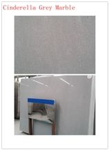 Cinderella Grey Marble Slabs & Tiles,Chinese Grey Marble Slab and Tiles