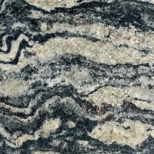 Ocean Fantasy Granite Slabs Tiles Brazil Blue Granite From China