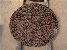 Baltic Brown Granite Table Tops