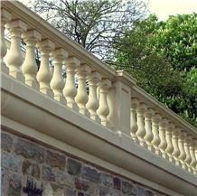 China Sandstone Balustrade & Railing